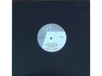 Peckings Allstars  titel*  West Is Peckings* Reggae, Dub UK 10""