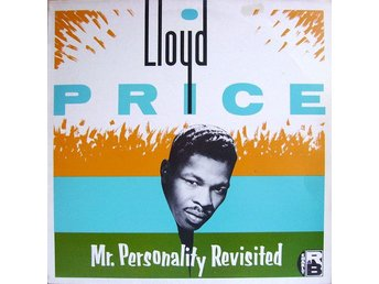 Lloyd Price Mr Personality revisited - Orsa - Lloyd Price Mr Personality revisited - Orsa