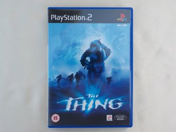 PS 2 SPEL, THE THING
