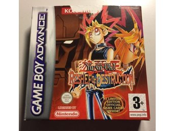 Yu-Gi-Oh Reshef Of Destruction - Nintendo Game Boy Advance