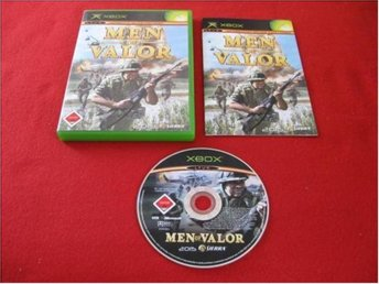 MEN OF VALOR till Xbox
