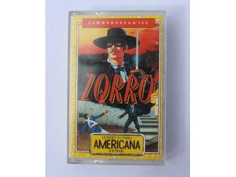 Zorro - Commodore 64 (C64)
