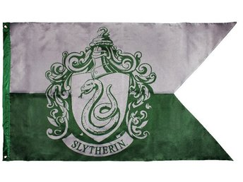 Flagga - Harry Potter - Slytherin