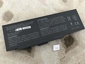 Original Packard Bell Batteri BP-8389 Easy Note Fujitsu-Siemens Medion Nec