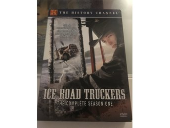 Ice Road Truckers - Season 1 - DVD - Region 1 (USA)