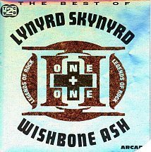 LYNYRD SKYNYRD & WISHBONE ASH-2CD 1994-The Best Of-Near Mint!