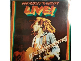 Bob Marley And The Wailers - Live!, LP
