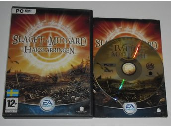 PC: Slaget om Midgård / Battle for Middle-Earth (på svenska)
