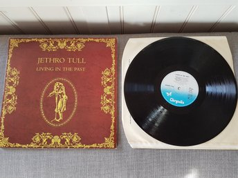 Jethro Tull- Living in the past Chrysalis Germany Repres Gatefold