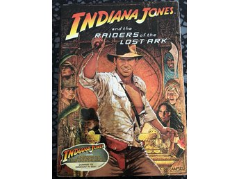 Indiana Jones and the raiders of lost ark DVD