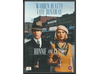 DVD- Film  Bonnie and Clydie