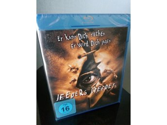 JEEPERS CREEPERS (2001) Blu-ray *Uncut*