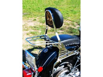 Sissy bar - rryggstöd Yamaha  XVS 1100 DRAG STAR CUSTOM
