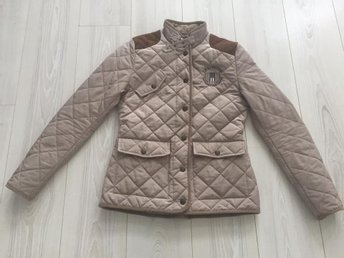 Lexington Jocelyn jacket, beige, strl M. Nyskick!