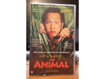 Animal, The - Svensk Ex Rental, VHS