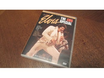 "Elvis Presley DVD: ""Elvis In Concert"""