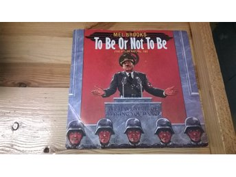 Mel Brooks - To Be Or Not To Be (The Hitler Rap) Pts. 1&2, EP