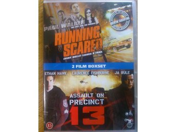 Running Scared / Assault on Precinct 13