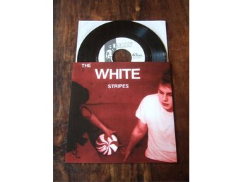 The White Stripes / Let's Shake Hands + 1 (Vinyl 7'') Nypress