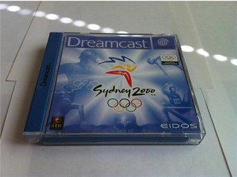 Dreamcast: Sydney 2000 - Norrköping - Dreamcast: Sydney 2000 - Norrköping