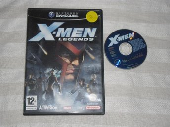Nintendo GameCube: X-Men Legends