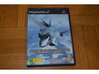 Ace Combat Distant Thunder Playstation 2 PS2