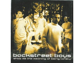 BACKSTREET BOYS - SHOW ME THE MEANING OF( CD MAXI/SINGLE )