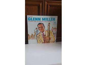The New Glenn Miller Orchestra ... Ray McKinley, LP
