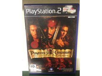Pirates of the Caribbean - The Legend Of Jack Sparrow - Playstation 2/PS2