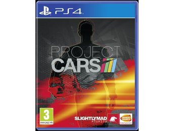 Project Cars, Playstation 4