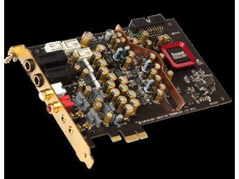 Creative Sound Blaster ZXR 5,1 ljudkort internt