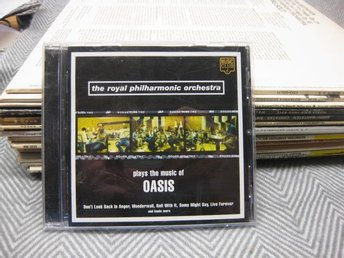 The Royal Philharmonic Orchestra-Plays The Music Of Oasis