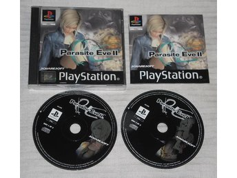 PlayStation/PS1: Parasite Eve 2 II