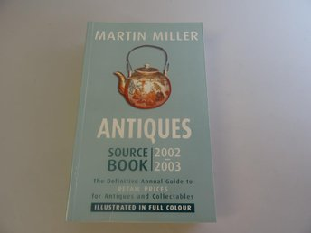 Antiques Source book 2002-2003