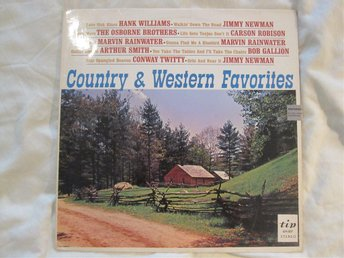 Country & Western Favorites   Div.artister