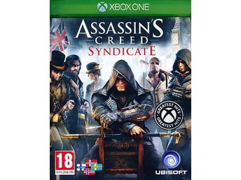 Assassins Creed Syndicate (XBOXONE) - Nossebro - Assassins Creed Syndicate (XBOXONE) - Nossebro