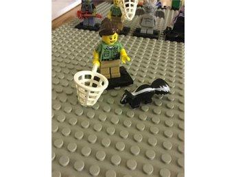 LEGO Minifigures Djurfångare, helt ny - Henån - LEGO Minifigures Djurfångare, helt ny - Henån