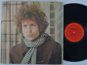 Bob Dylan - Blonde on blonde STONE COLD CLASSIC 1966 LP!