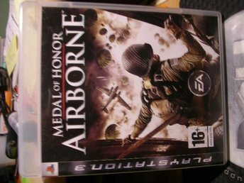 PS3 spel Medal of honor Airborne