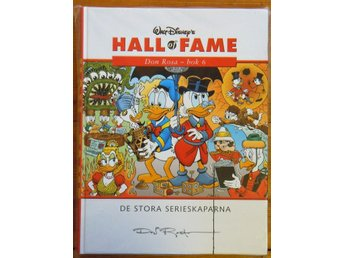 ** HALL of FAME  : Nr 22    ( Don Rosa  6  )   **
