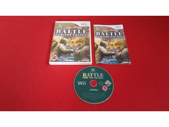 BATTLE FOR THE PACIFIC till Nintendo Wii