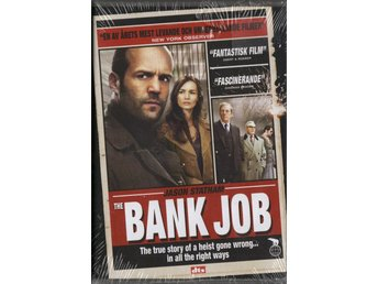 BANK JOB - DVD (INPLASTAD)