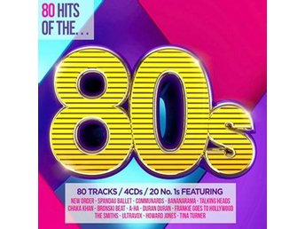 80 Hits of the 80s (Digi) (4 CD)