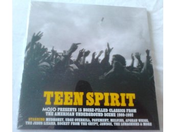 Teen Spirit - 15 noise filled classics from the American underground scene 89-92