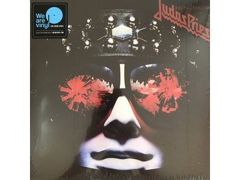 JUDAS PRIEST - KILLING MACHINE NY 180G LP