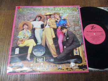 "Kid Creole & The Coconuts ""Tropical Gangster"""
