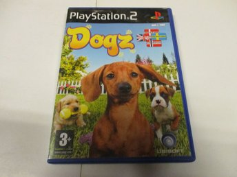 Dogz - PLAYSTATION 2 (Komplett!)