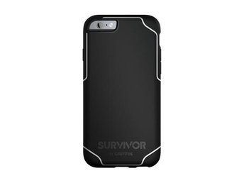Griffin iPhone 6/6s Survivor Journey Black/White