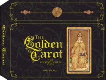 Golden tarot - the visconti-sforza deck 9781937994099