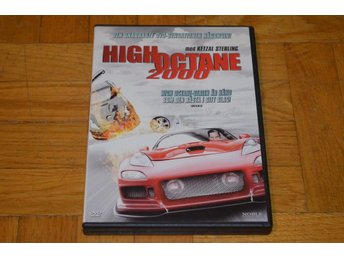High Octane 2000 ( Ketzal Sterling ) DVD.
